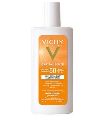 Vichy - Capital Soleil Ultra Light Sunscreen SPF 50