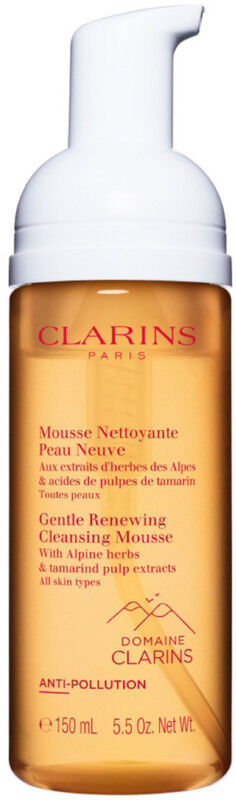 Clarins - Gentle Renewing Cleansing Mousse