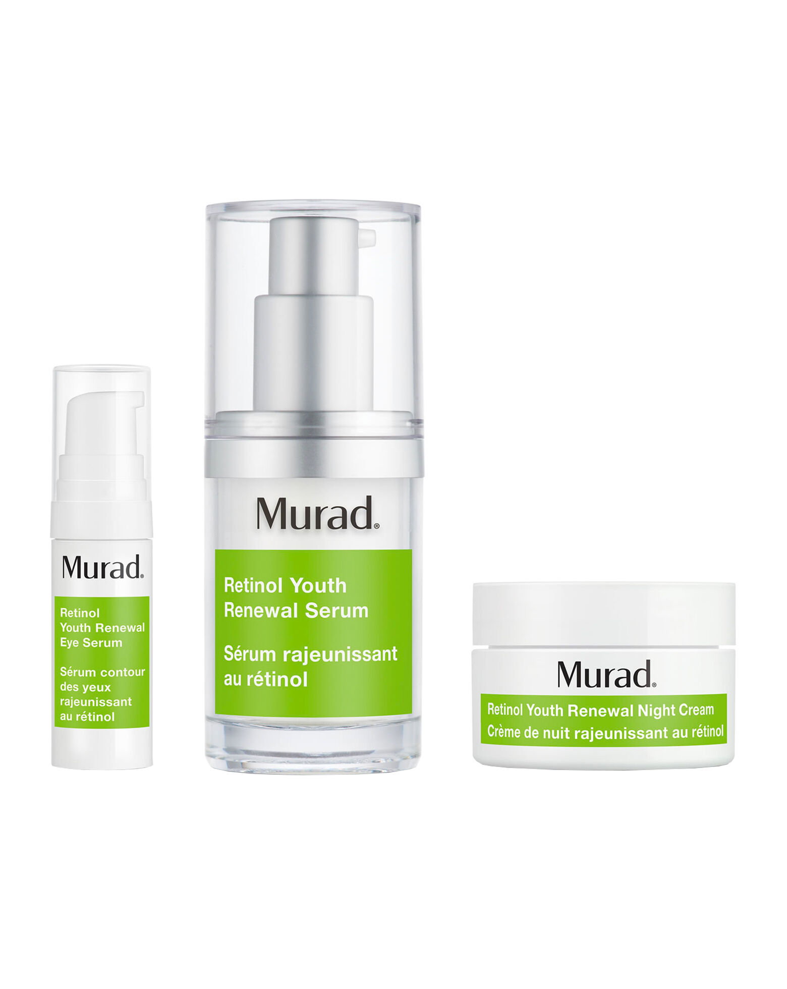 Murad - Ready. Radiant. Retinol.