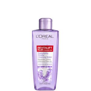 L'Oréal Paris - Revitalift Filler [+ Hyaluronic Acid] Cleansing Micellar Water