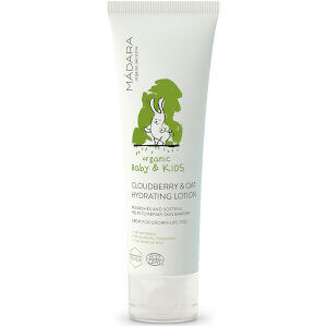 MADARA - MÁDARA Baby Cloudberry and Oat Hydrating Lotion