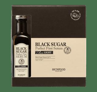 SKINFOOD since 1957 - Black Sugar Perfect First Serum The Light