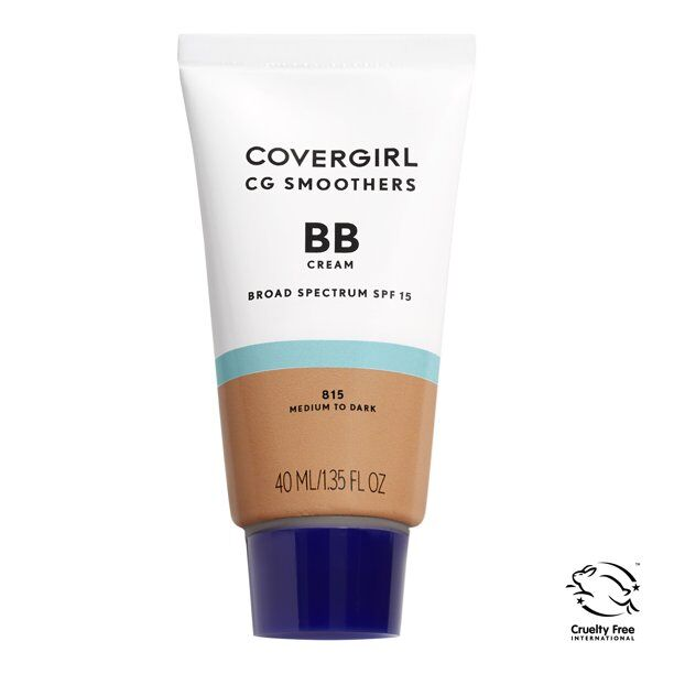 COVERGIRL - Smoothers BB Cream with SPF 21, Medium to Dark 815,