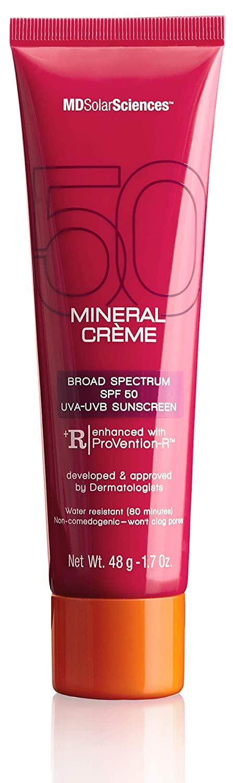 MDSolar Sciences - Mineral Crème SPF 50