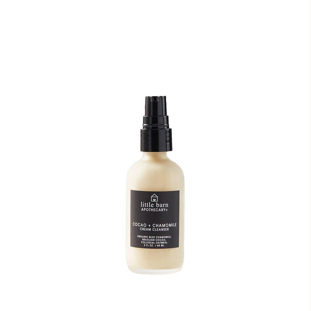Little Barn Apothecary - Cocao + Chamomile Cream Cleanser