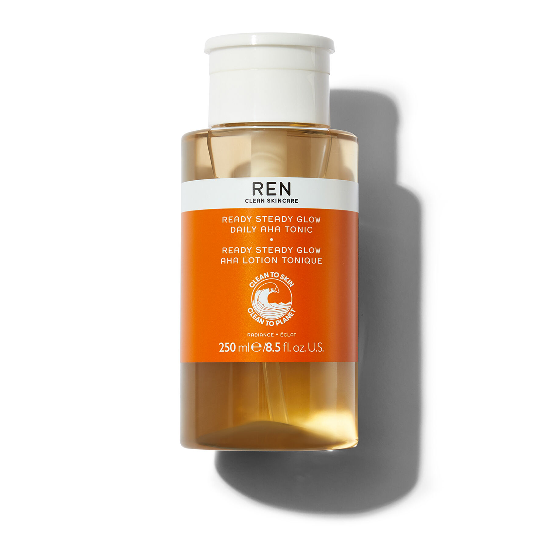 Ren Clean Skincare - Ready Steady Glow Daily AHA Tonic by Ren Clean Skincare