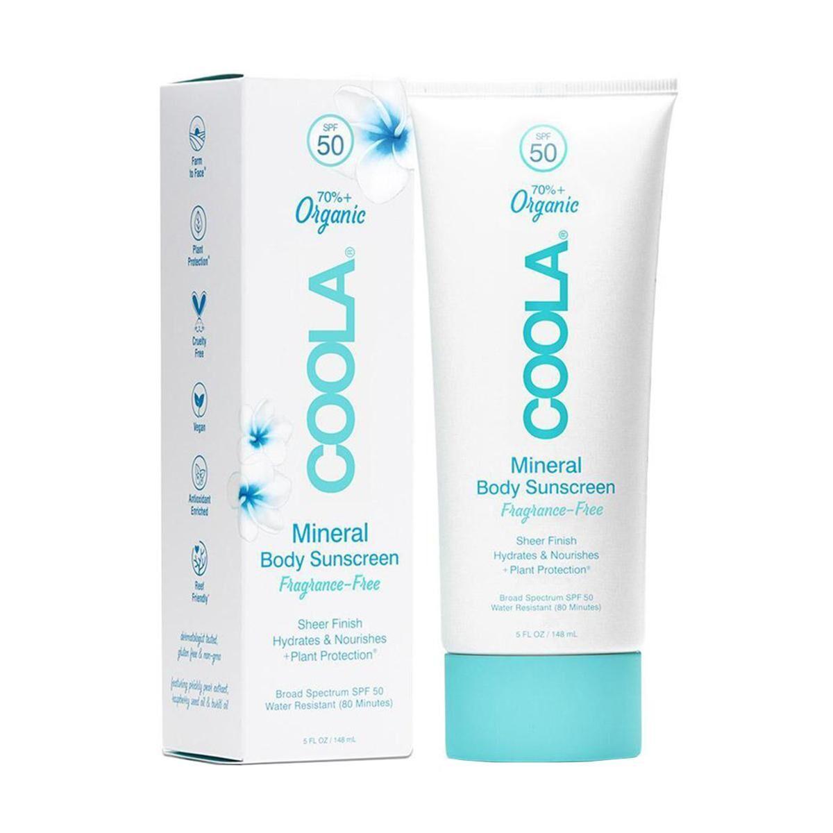 COOLA Suncare - SPF 50 Mineral Body Sunscreen