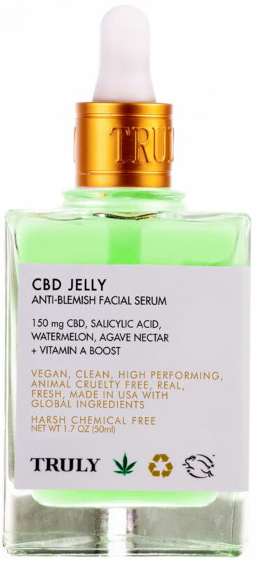 Truly - CBD Jelly Anti-Blemish Facial Serum