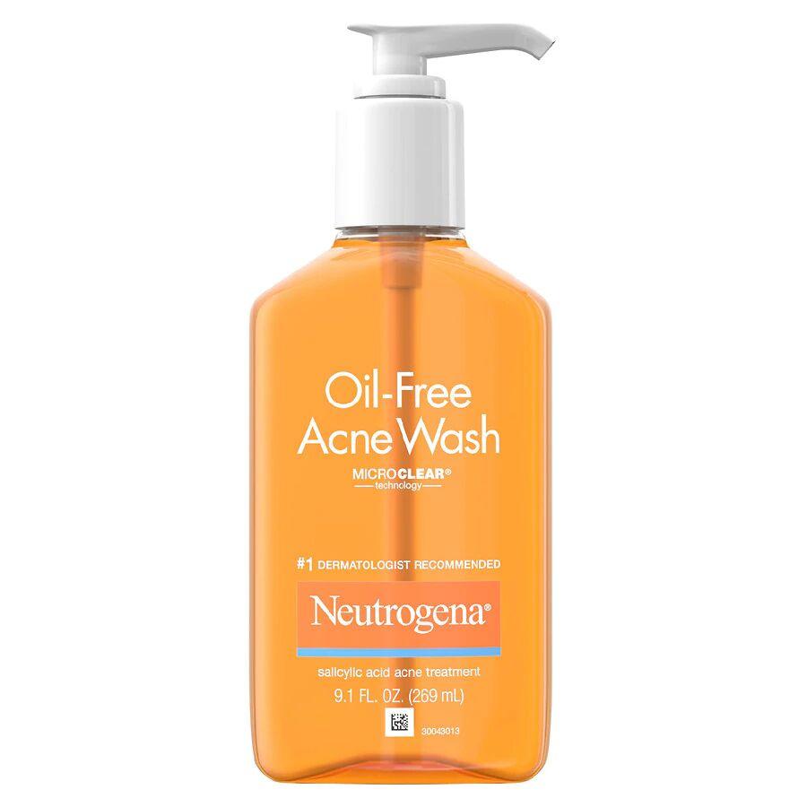 Neutrogena - Oil-Free Acne Fighting Face Wash