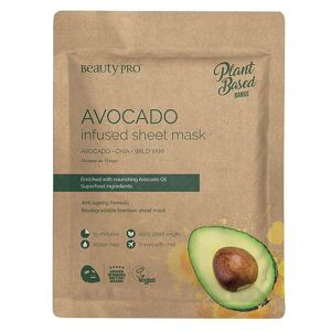 Natura - BeautyPro Avocado Infused Sheet Mask
