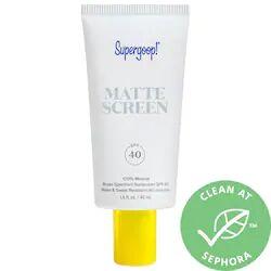 Supergoop! - Mattescreen Sunscreen SPF 40