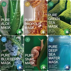 TOSOWOONG - Pure Propolis Mask Pack 10pcs