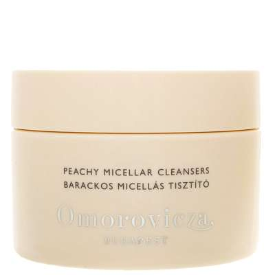 Omorovicza Budapest - Cleansers Peachy Micellar Cleansers 60 Discs