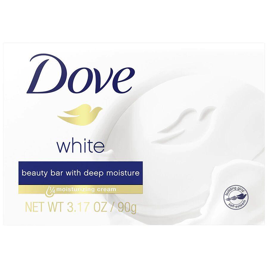 Dove - Beauty Bar White