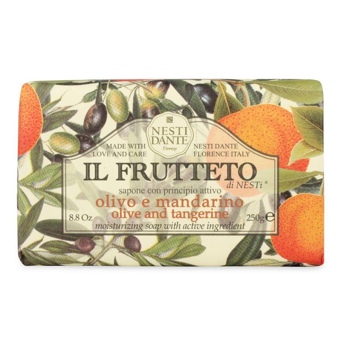 Nesti Dante - Olive Oil amp; Tangerine Soap