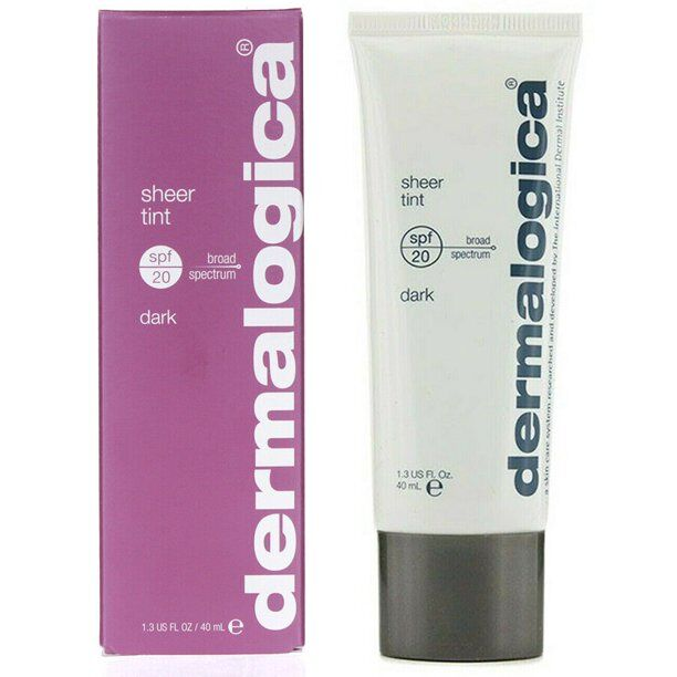 Dermalogica - Sheer Tint Dark SPF20 / 40 ml