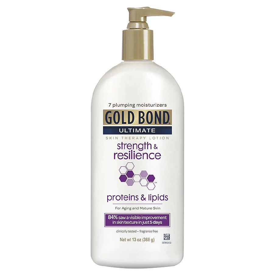 Gold Bond - Ultimate Skin Therapy Lotion, Strength & Resilience Fragrance Free