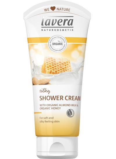 Lavera - Silky Shower Cream Honey