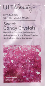 ULTA - Sweet Sugar Crystals Hydrating Jelly Glitter Mask