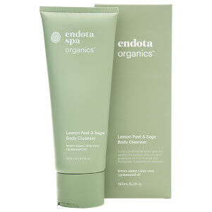 Endota Spa - Lemon Peel & Sage Body Cleanser