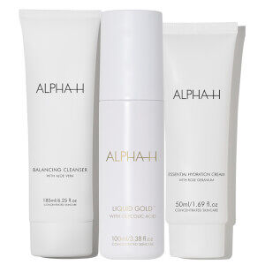 Alpha-H - Cleanse, Resurface and Hydrate