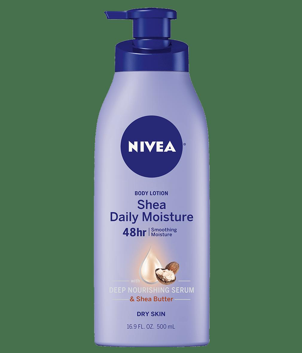 NIVEA - Shea Daily Moisture Body Lotion