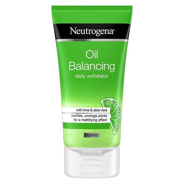 Neutrogena - Oil Balancing Daily Exfoliator