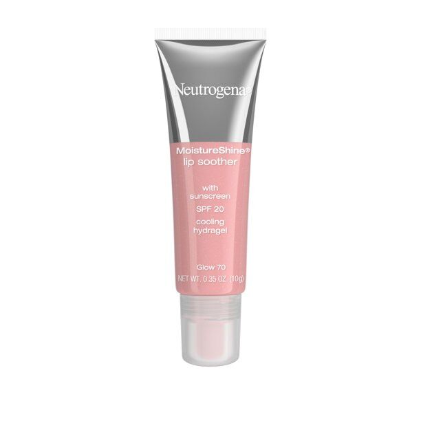 Neutrogena - MoistureShine Lip Soother Gloss, SPF 20, Glow 70,.