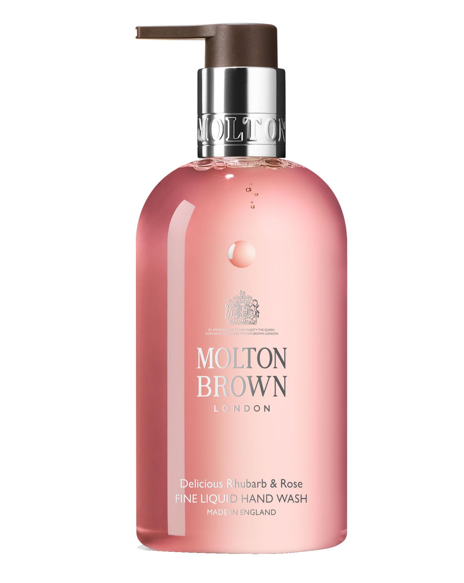 MOLTON BROWN - Delicious Rhubarb & Rose Fine Liquid Hand Wash