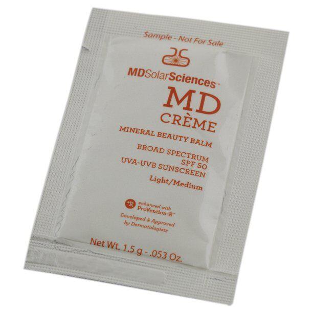 MDSolarSciences - MD Face Cream Mineral Beauty Balm SPF 50