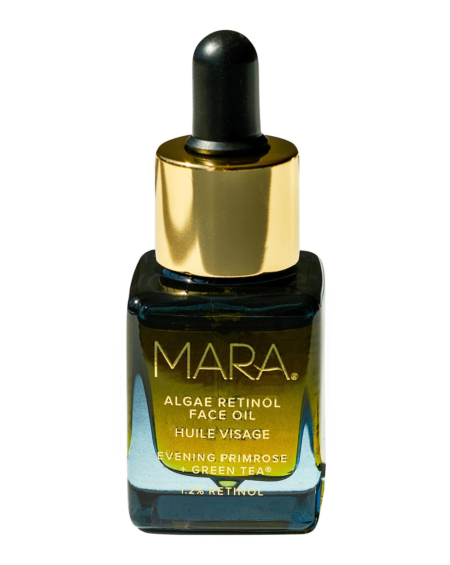 MARA - Evening Primrose + Green Tea Algae Retinol Face Oil