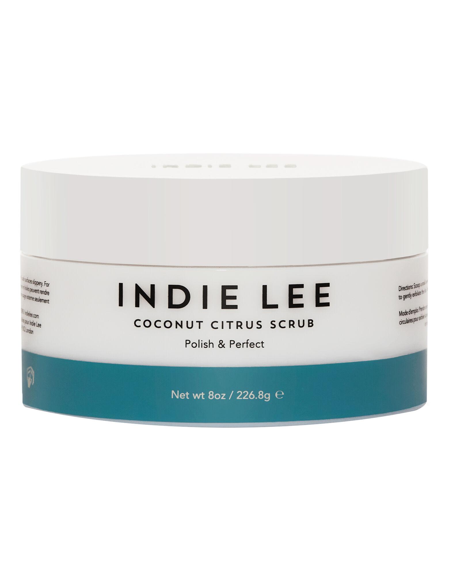 Indie Lee - Coconut Citrus Scrub