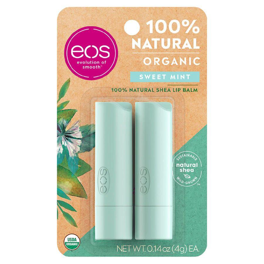 eos - Sweet Mint Lip Balm Sticks Sweet Mint