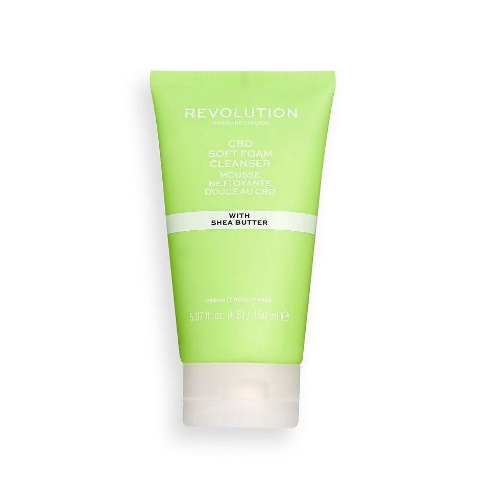 Revolution - Skincare CBD Soft Foam Cleanser