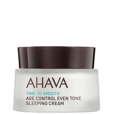 Ahava - Age Control Time To Smooth Age Control Even Tone Sleeping Cream