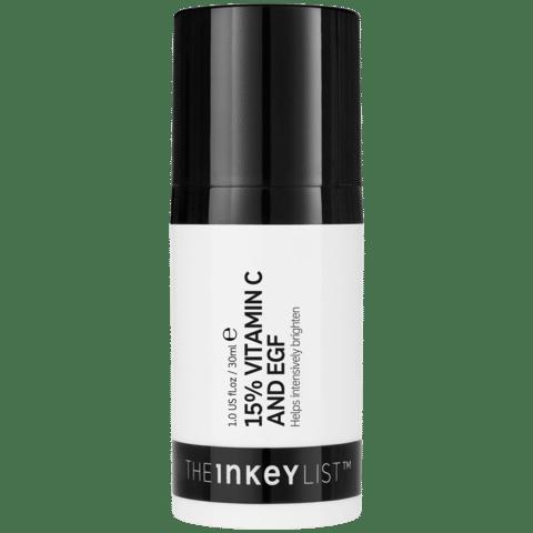 The Inkey List - 15% Vitamin C + EGF Serum