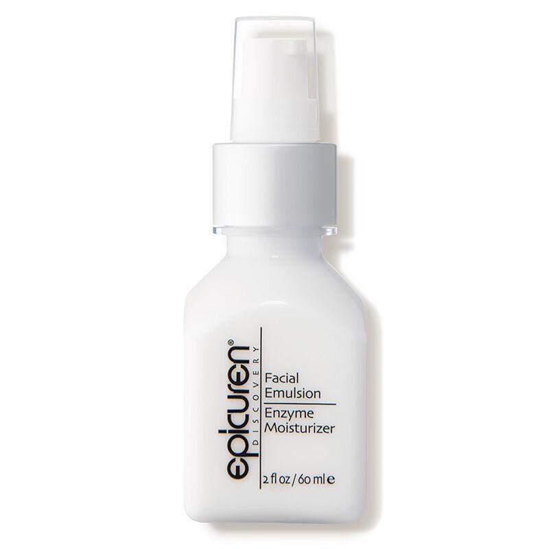 Epicuren Discovery - Facial Emulsion Enzyme Moisturizer