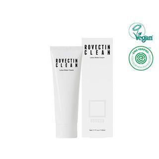 ROVECTIN - Clean Lotus Water Cream