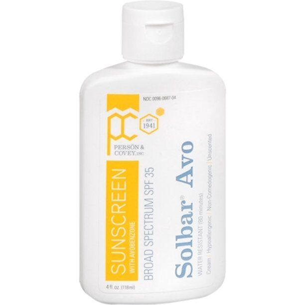 Solbar - AVO SPF 35 Sunscreen,
