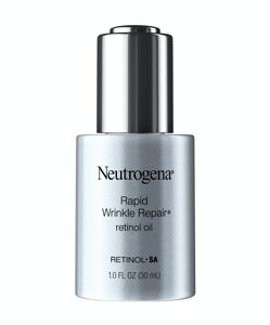 Neutrogena - Rapid Wrinkle Repair ® Anti-Wrinkle 0.3% Retinol Lightweight Facial Oil