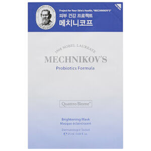 Holika Holika - Mechnikov's Probiotics Formula Brightening Mask Sheet