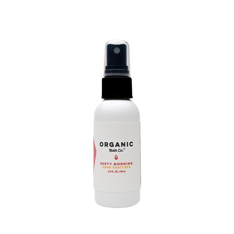 Organic Bath Co. - Zesty Morning Hand Sanitizer