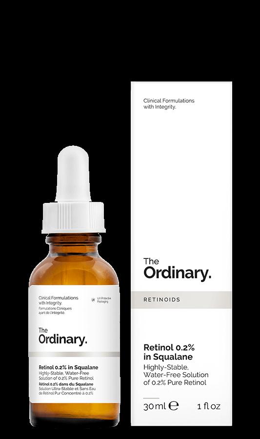 The Ordinary - Retinol 0.2% in Squalane
