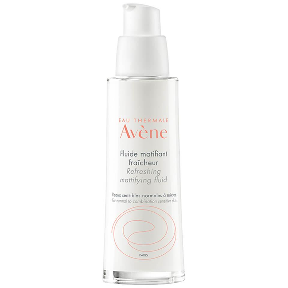 Avene - Les Essentiels Refreshing Mattifying Fluid Moisturiser for Oily, Dull Skin
