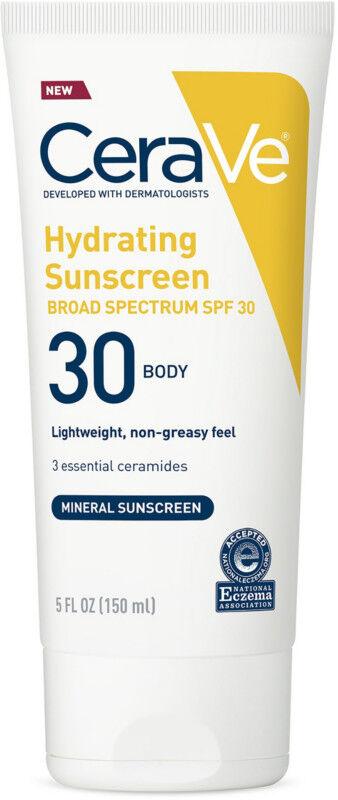 CeraVe - Hydrating Sunscreen Body Lotion SPF 30