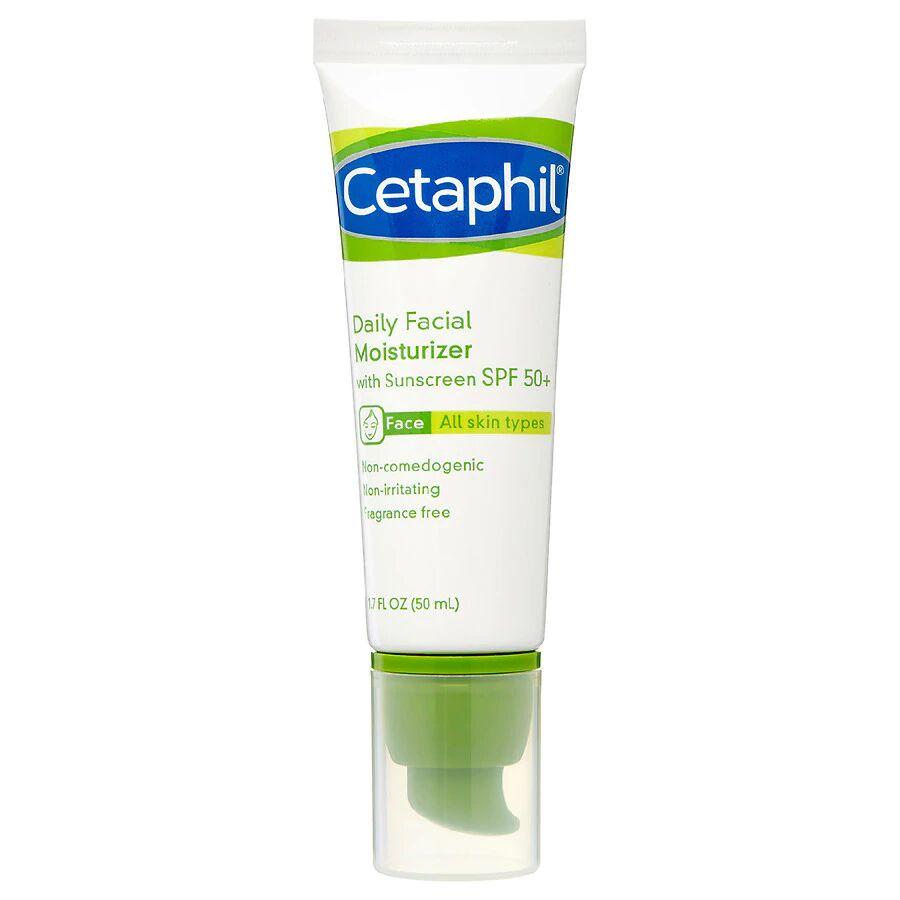 Cetaphil - Facial Moisturizer SPF 50