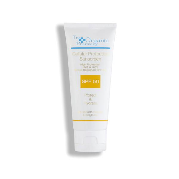The Organic Pharmacy - Cellular Protection Sun Cream SPF 50