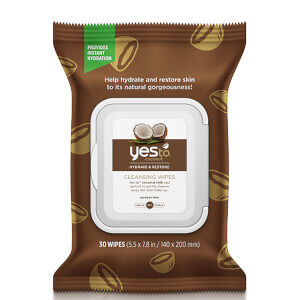 yes to - Coconut Cleansing Wipes