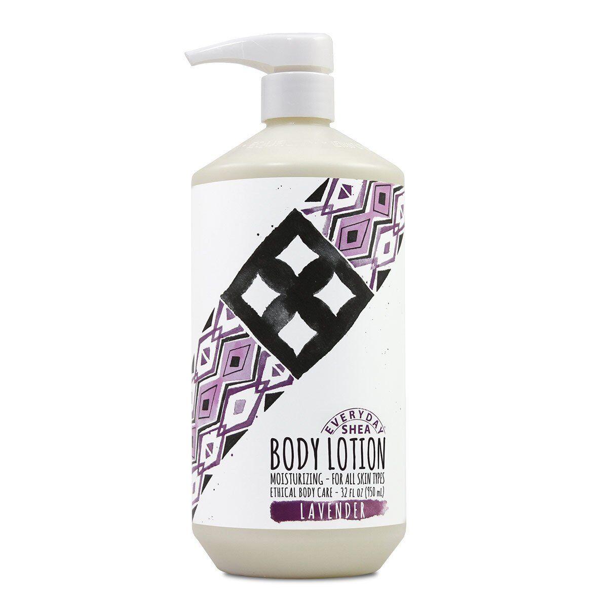 Alaffia - Everyday Shea Moisturizing Body Lotion - Lavender