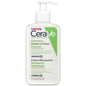 CeraVe - Cream to Foam Cleanser